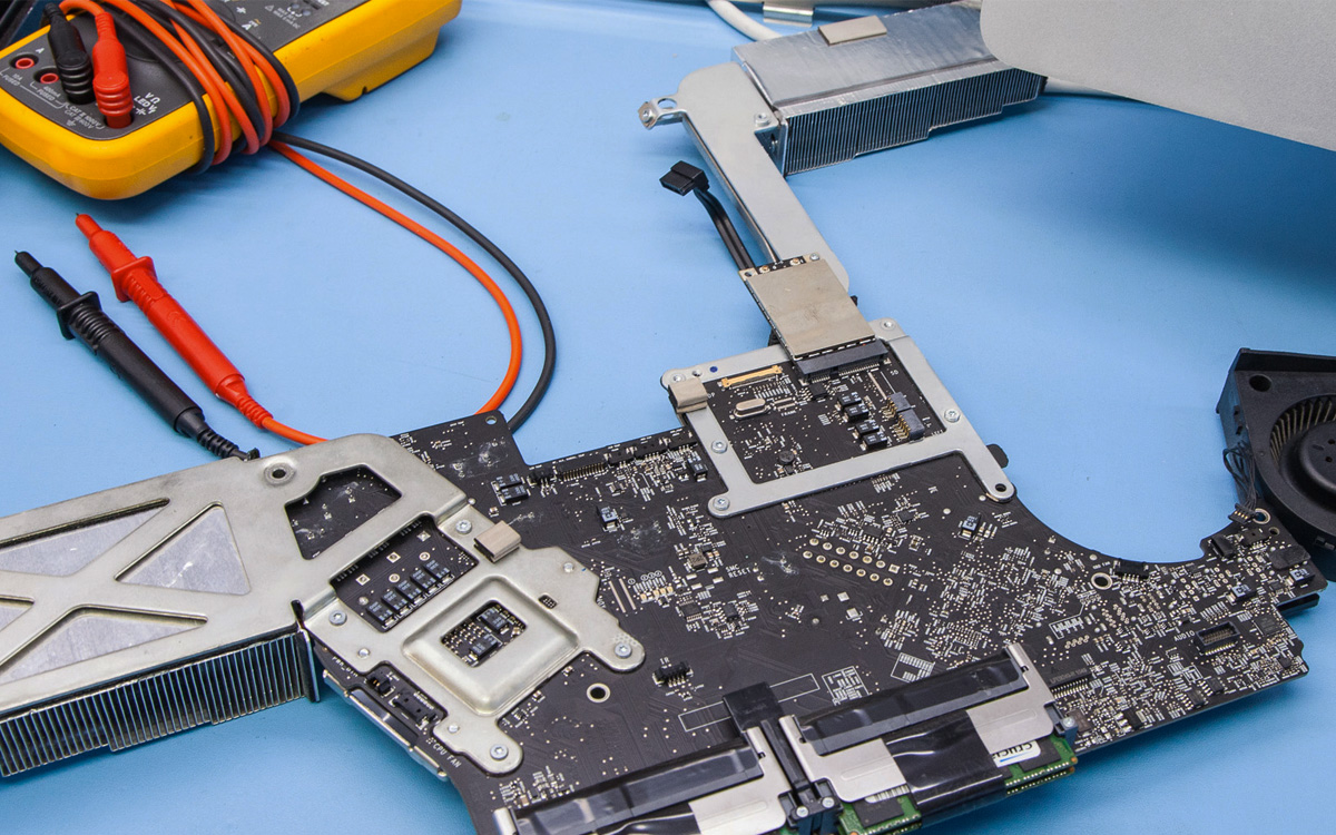 Riparazioni hardware