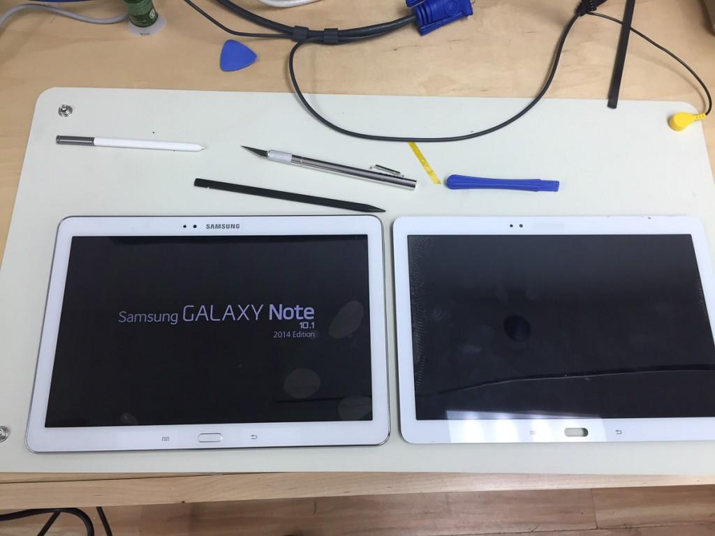 riparazione tablet