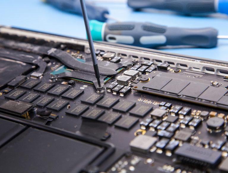 riparazione hardware